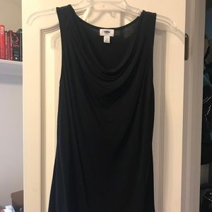 Old Navy Black Sleeveless Top